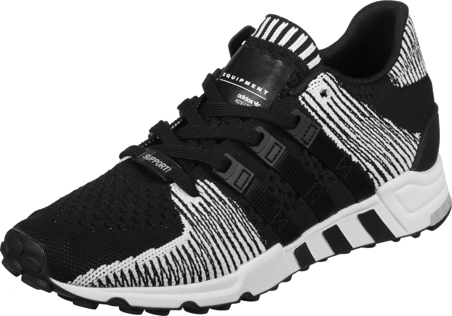 Adidas EQT Support RF Primeknit core blackfootwear white (BY9689)