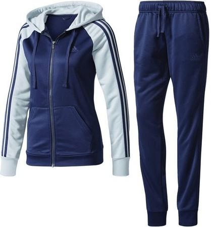 Adidas Re Focus Trainingsanzug Damen collegiate navytactile