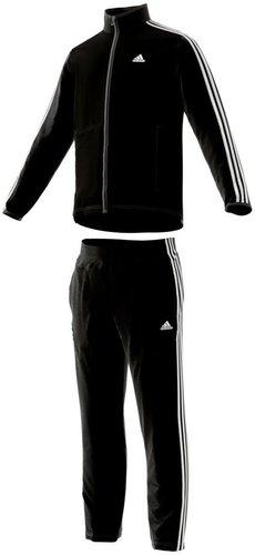 Adidas Light Trainingsanzug blackwhite
