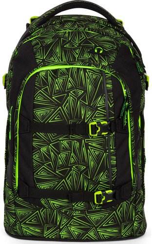 Ergobag Satch Pack Green Bermuda