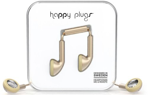 Happy Plugs Earbud (champagner)