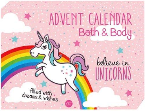 Accentra Bath & Body Believe in Unicorn Adventskalender (2017)