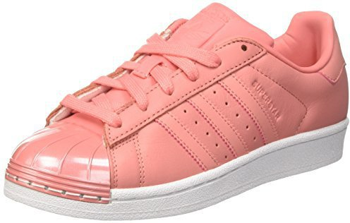 Adidas Superstar 80s W Metal Toe pink