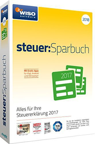 Buhl Data WISO Steuer:Sparbuch 2018