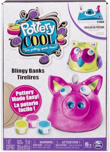 Spin Master Pottery Cool Project Kits