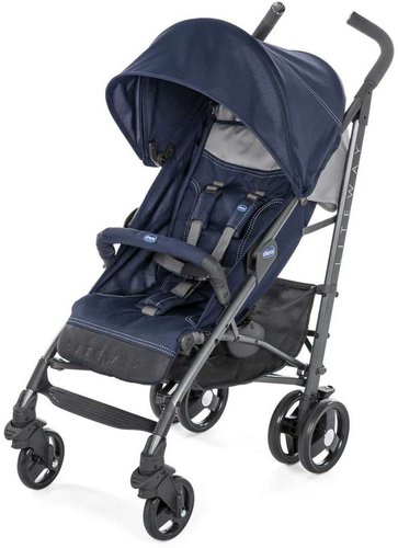 Chicco Lite Way 3 - Red Berry (2018)