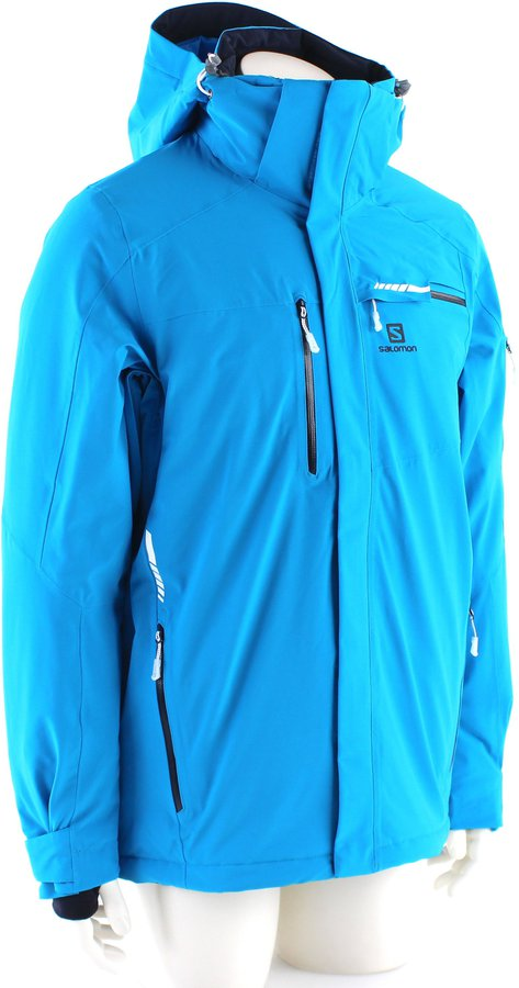 Salomon Brilliant Jkt M hawaiian surf