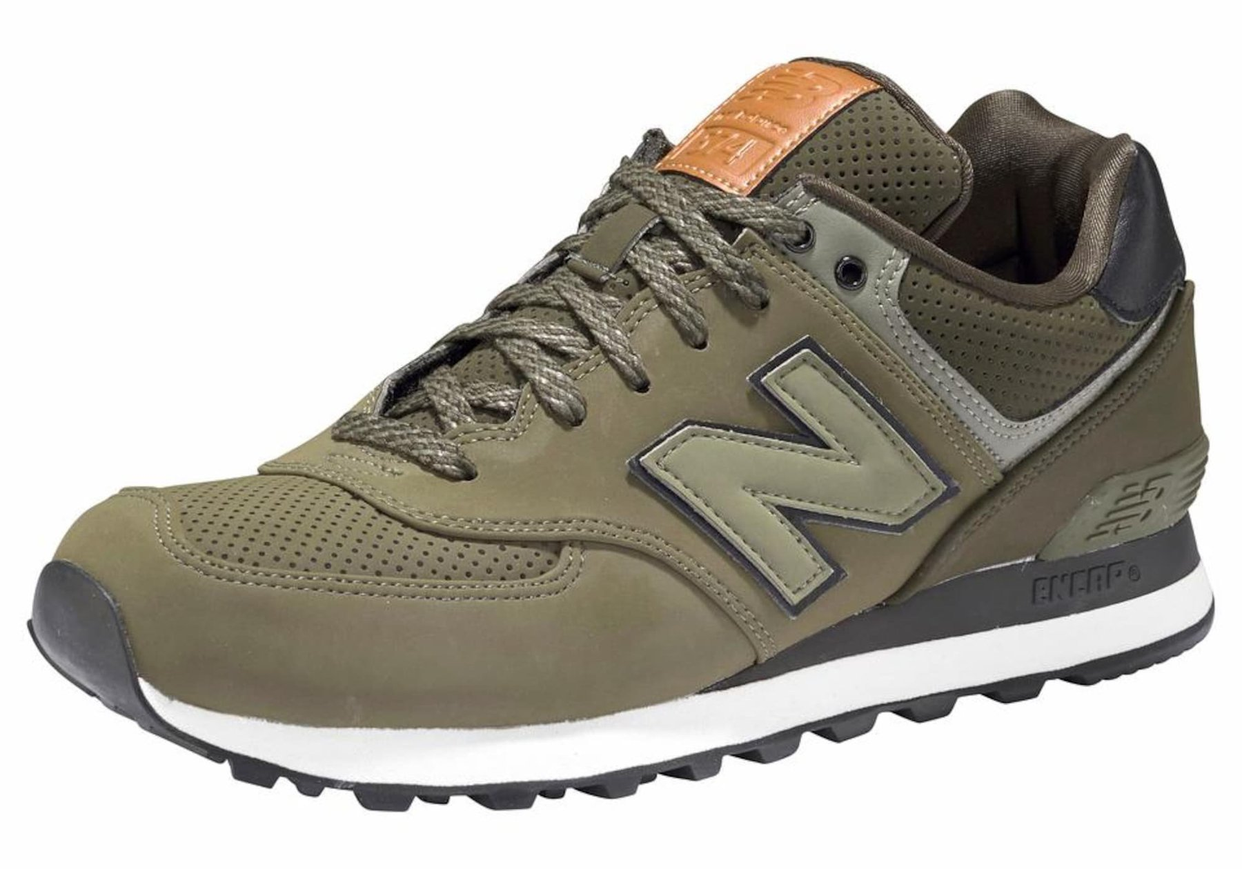 New Balance 574 triumph greenmilitary dark triumph (ML574GPD)