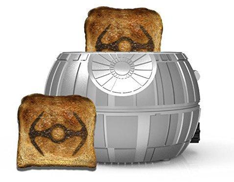Pangea Brands Star Wars Todesstern Toaster