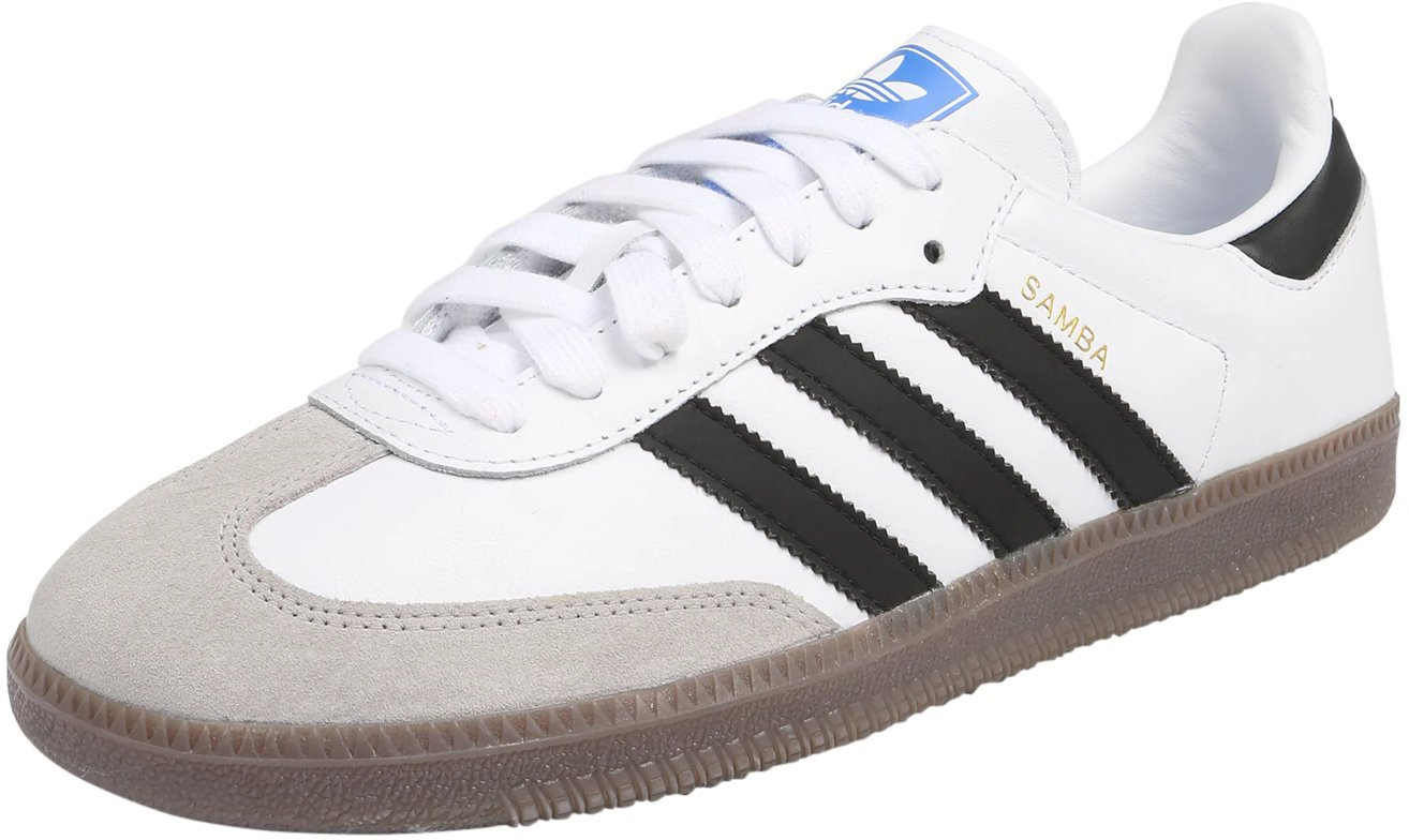 Schuhe adidas Samba Og B75807 CblackFtwwhtGum5