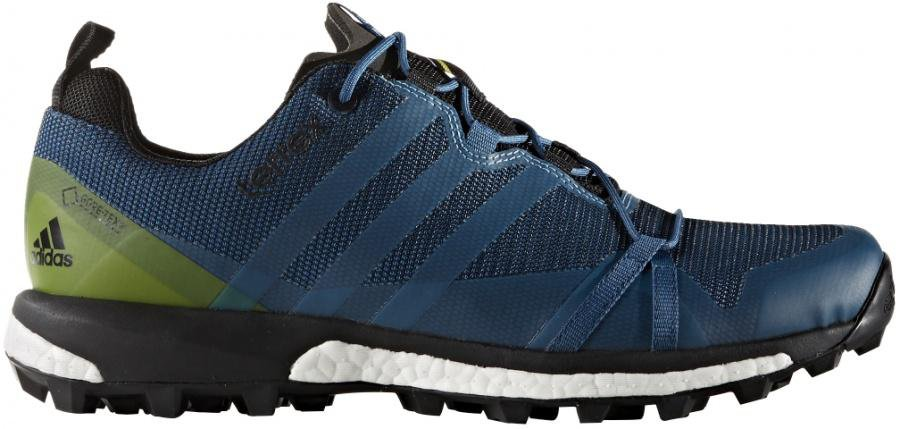 Adidas Terrex Agravic GTX tech steel/craft blue/unity lime