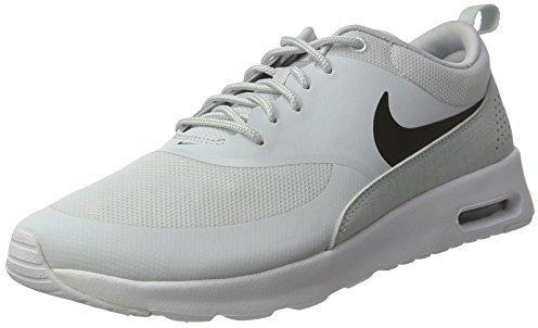 Nike Air Max Thea 599409 Damen Laufschuhe, Elfenbein (Pure Platinumblackwhite), 38 EU