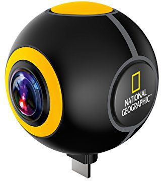 Bresser NATIONAL GEOGRAPHIC Action CAM HD