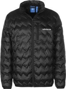 Adidas Serrated Padded Jacket black