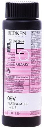 Redken Shades EQ Gloss 09V Platinum Ice (60ml)
