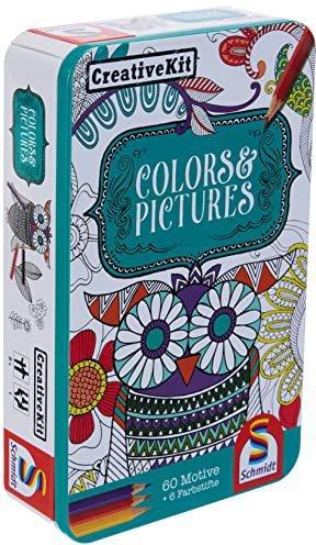 Schmidt Spiele Colours & Pictures Creative Kit