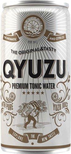 Qyuzu Premium Tonic Water 0,2L