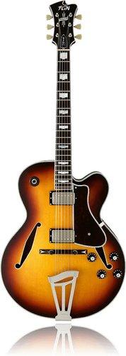 FGN Guitars Masterfield Jazz HH