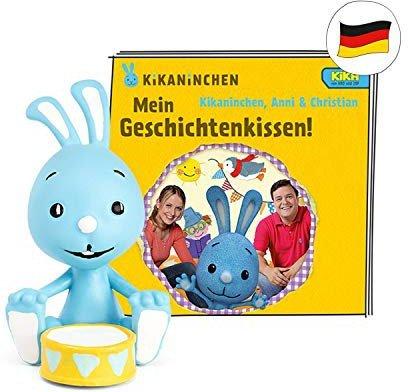 Tonies Hörspiel-Figur Kikaninchen Mein Geschichtenkissen!