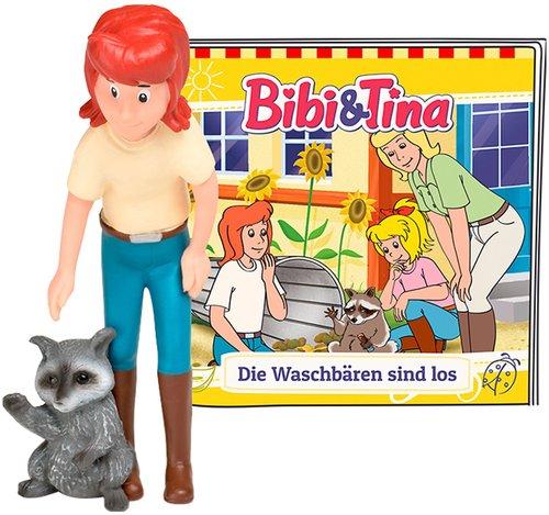 Tonies Hörspiel-Figur - Bibi und Tina - Die Waschbären sind los