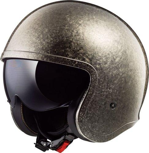 LS2 Helmets OF599 Spitfire chrom