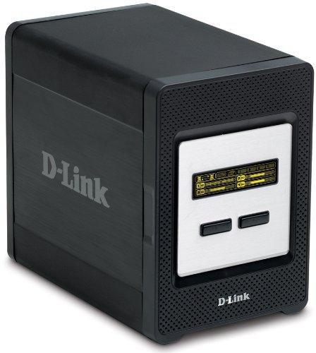 D-Link DNS-343