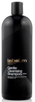 label.m Gentle Cleansing Shampoo (1000ml)