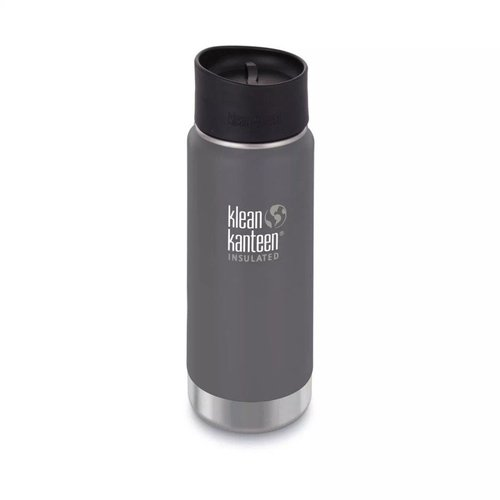 Klean Kanteen Insulated Wide 473 ml granite