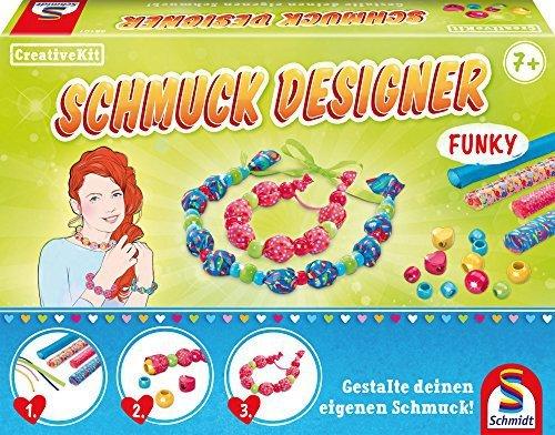 Schmidt Spiele Creativekit - Schmuck Designer - Funky