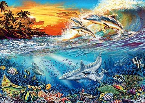 Schmidt Spiele Meeresfantasie, 500 Teile