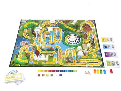Hasbro / MB Spiel des Lebens