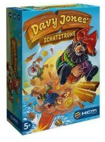 HCM Davy Jones' Schatztruhe (55127)