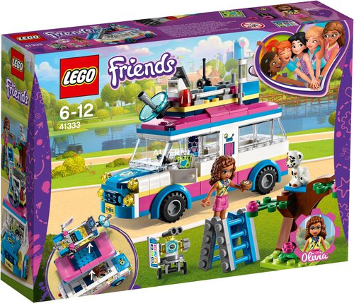 LEGO Friends Olivias Rettungsfahrzeug (41333)