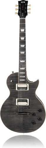 FGN Guitars Neo Classic LS 20 Limited Oliver Hartmann Transparent Black