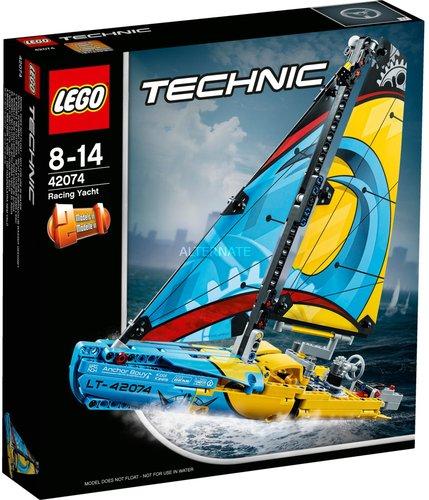 LEGO Technic Rennyacht (42074)