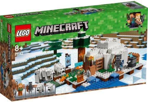 LEGO Minecraft Eisiglu (21142)
