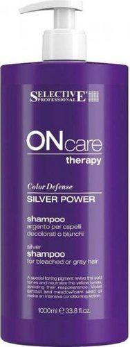 Selective Professional On Care Silver Power Shampoo (1000ml)
