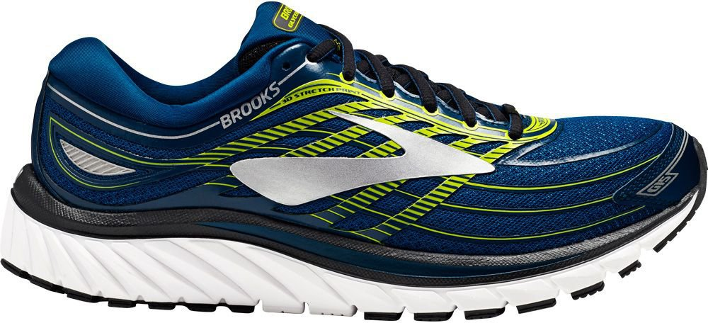 Brooks Glycerin 15 bluelimesilver