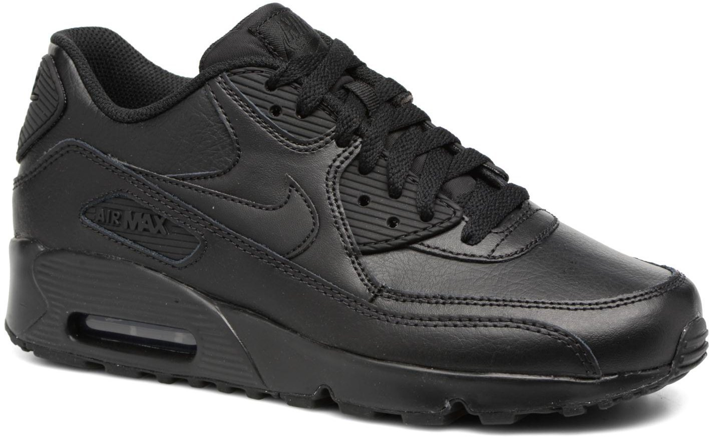 Nike Air Max 90 Leather GS blackblack
