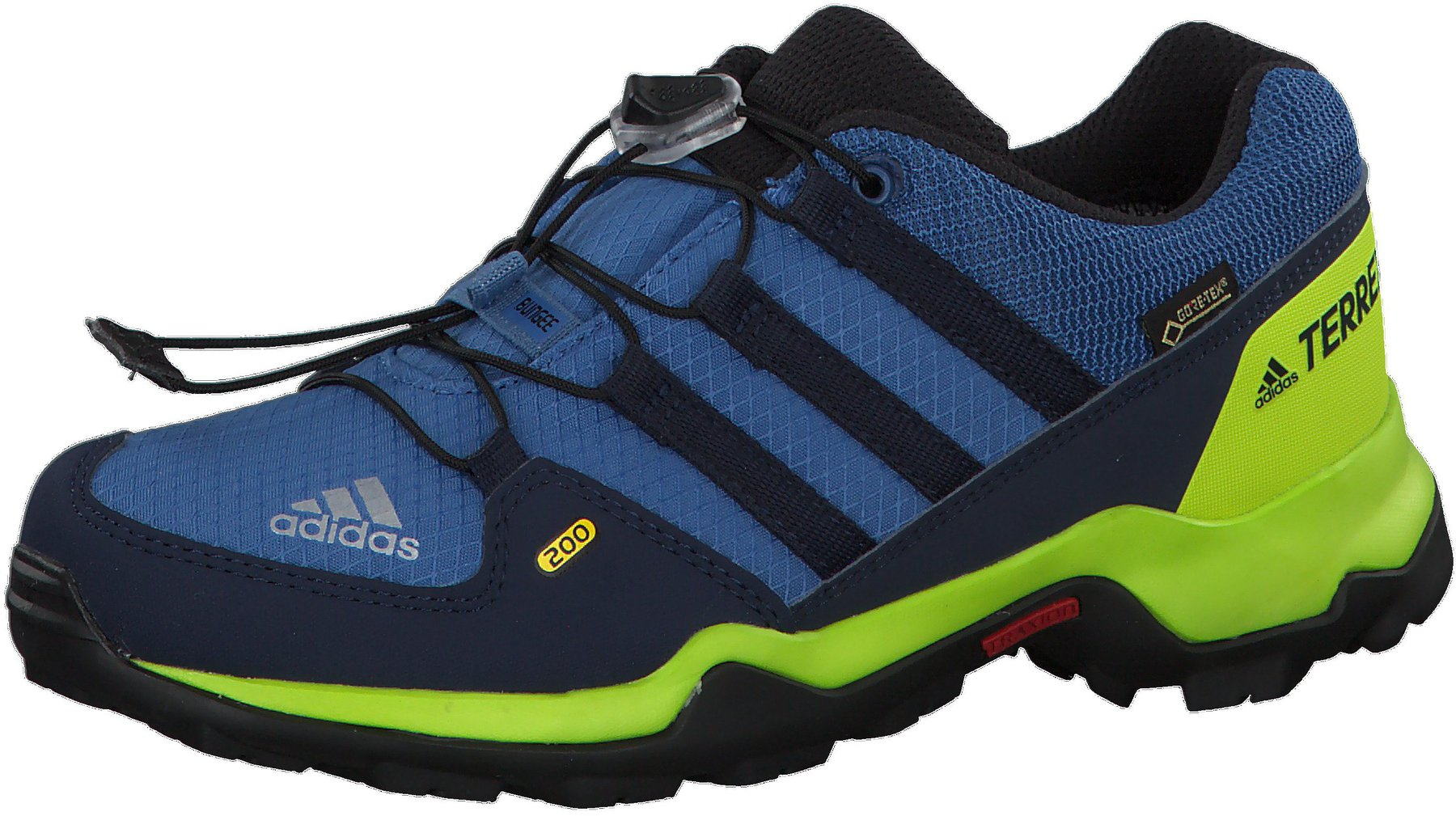 Adidas Terrex Low GTX K trace royal/collegiate navy/solar slime