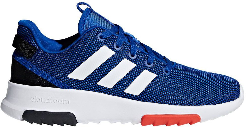 Adidas Neo Cloudfoam Racer TR K hirblu/footwear white/hirere