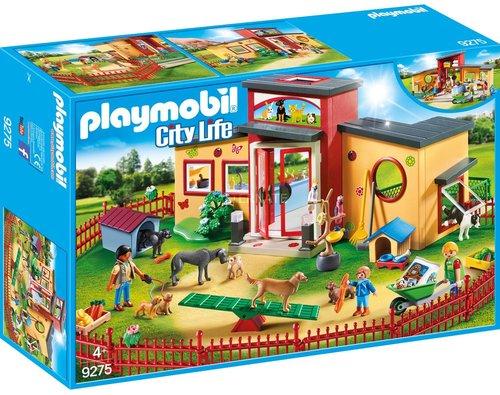 Playmobil City Life Tierhotel Pfötchen (9275)