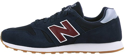 New Balance M 373 navy/burgundy
