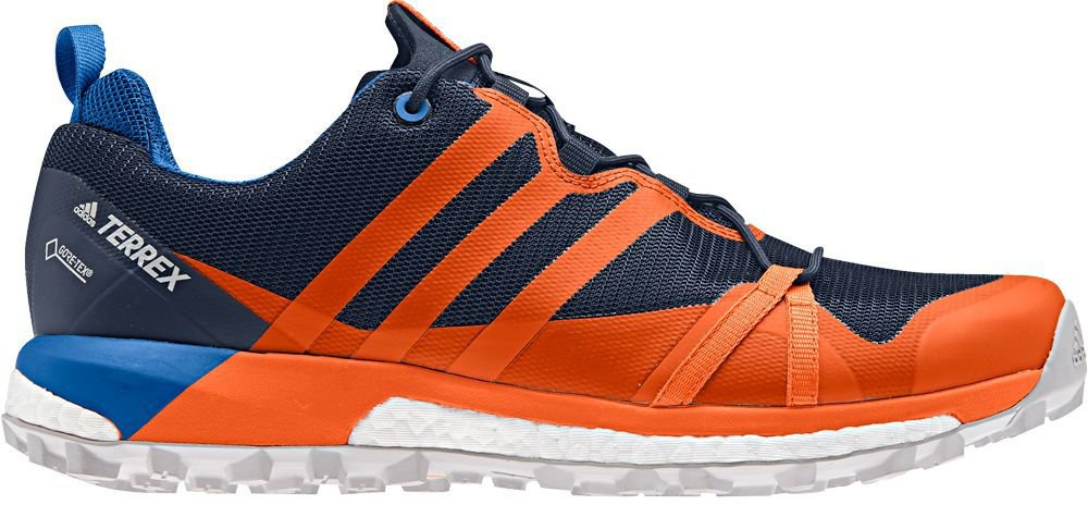 Adidas Terrex Agravic GTX collegiate navy/orange/blue beauty