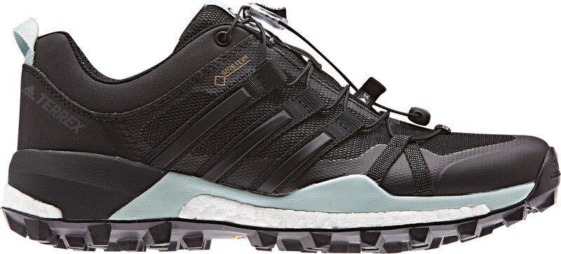 Adidas Terrex Skychaser GTX W core blackcore blackash green