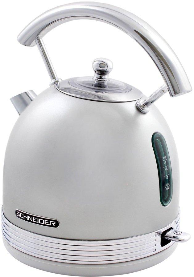 SCHNEIDER Retro Wasserkocher 1,7l SLW2SI | Norma24