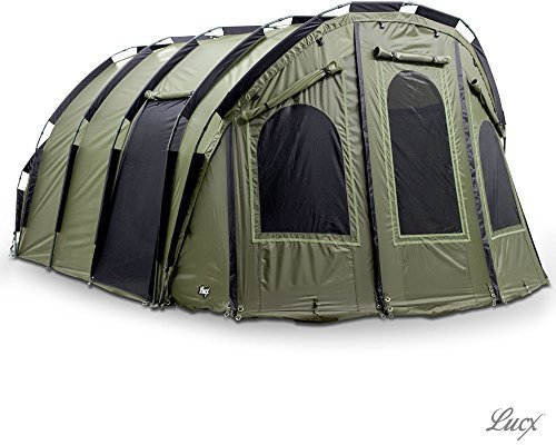 Lucx Angelsport Angelzelt - Bivvy Bigfoot/4-6 Mann/ohne Winterskin