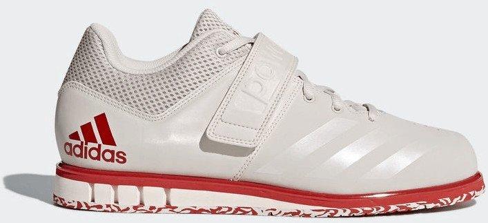 Adidas Powerlift 3.1 chalk pearlchalk pearlscarlet