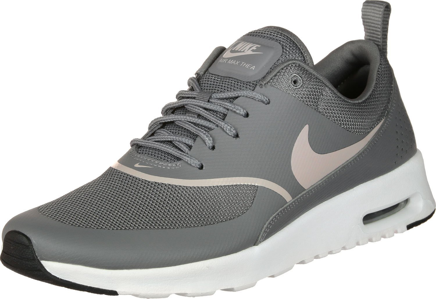 Nike Air Max Thea gunsmokeparticle roseblack