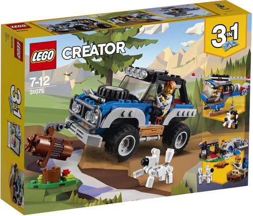 LEGO Creator 3 in 1 Outback Abenteuer (31075)